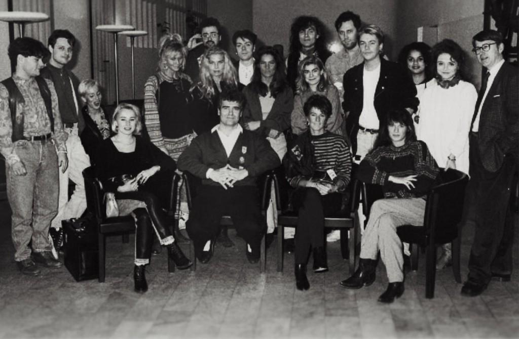 Artister för miljön 1990